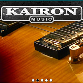 Kairon Music - Diseño Mercado Shops